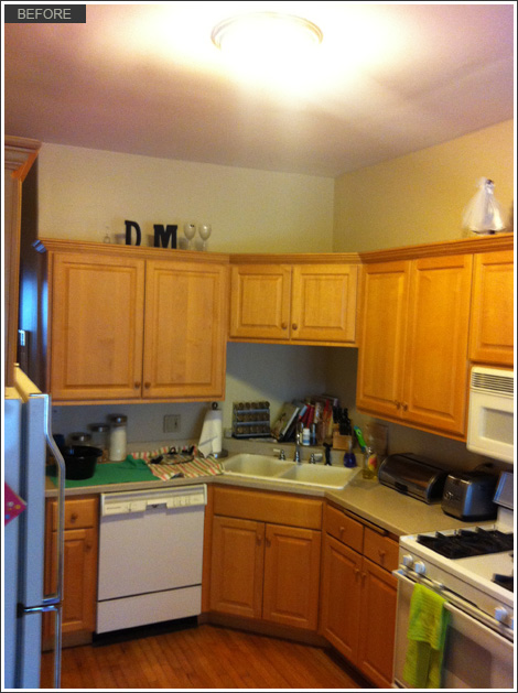Kitchen Bath Cabinet Painting Wrigleyville Il Before55