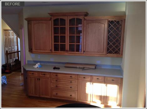 Kitchen Cabinet Refinishing Chicago