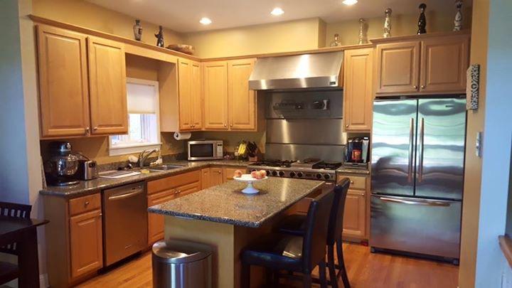 Kitchen Cabinets Refinishing In Chicago Wrigleyville