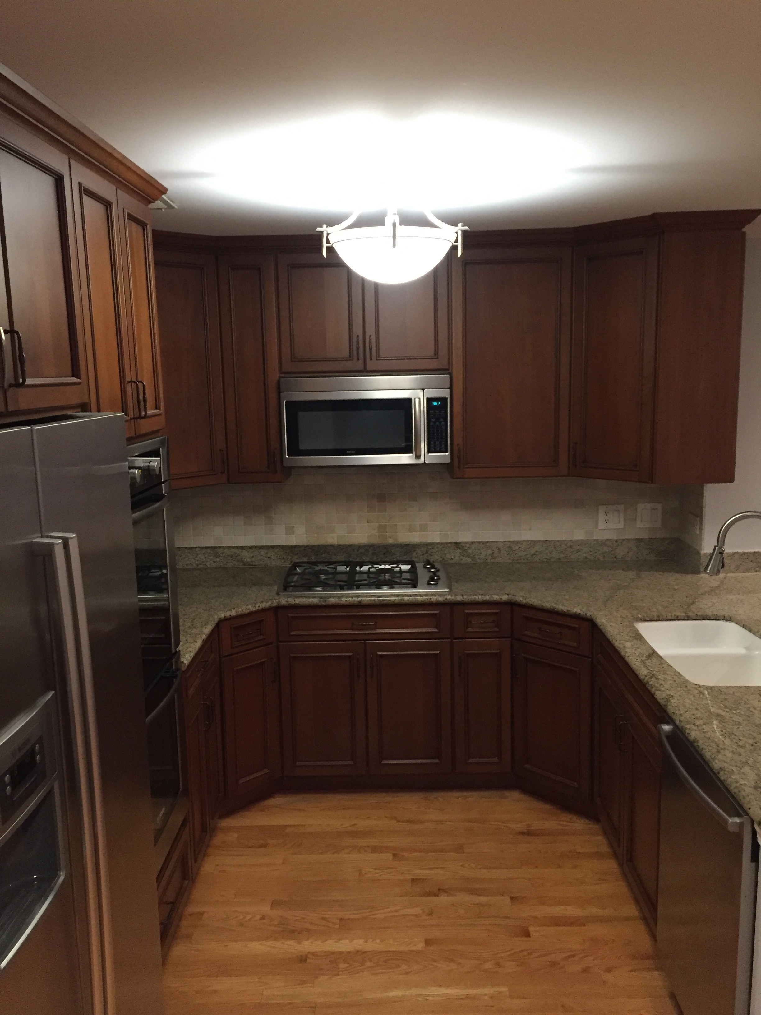 Kitchen Cabinets Refinishing – Chicago Lincoln Park