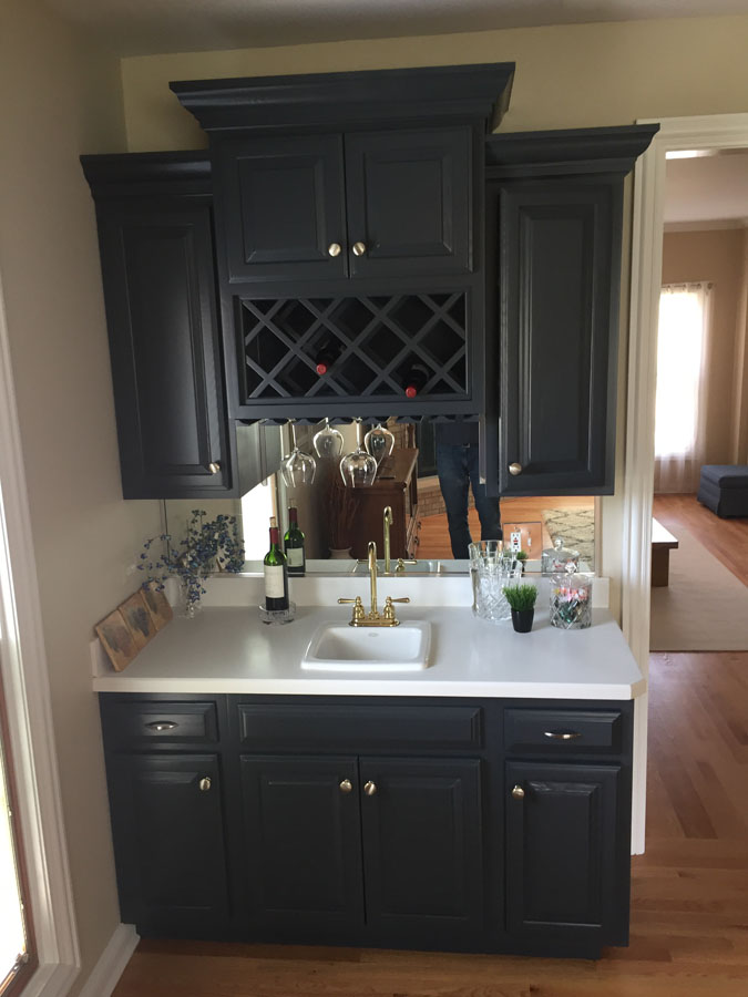 arlington heights  u2013 white cabinets kitchen cabinets refinishing in mt prospect il     oak kitchen cabinets refinishing in arlington heights il      rh   giantpainters com