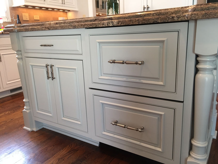 Arlington Heights White Cabinets Giantpainters